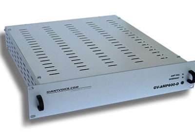 Giant Voice 600 Watt Amplifier