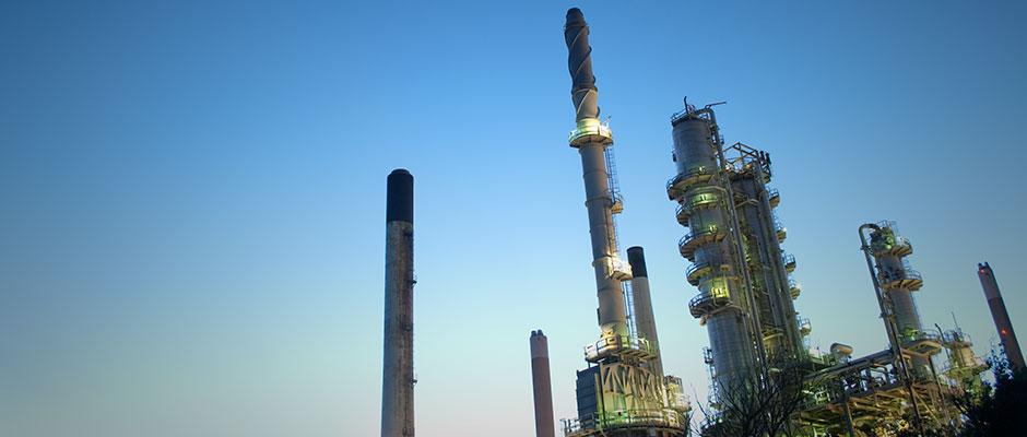 Industrial emergency warning systems