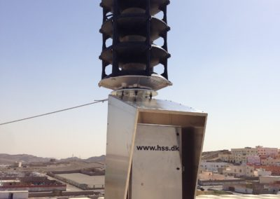 HSS Engineering Outdoor TWS electronic siren Warning System Solution for Civil Defense, Industrial, Defense - TWS Sirenas electronicas de alerta temprana conta desastres naturales