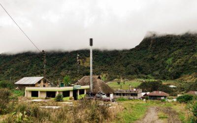 Warning System Oyacachi – Ecuador